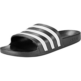adidas Adilette Aqua Slides Men, core black/ftwr white/core black
